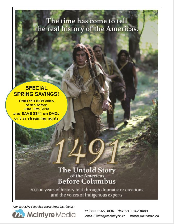 1491 - The Untold Story of the Americas Before Columbus (Special Spring Savings)