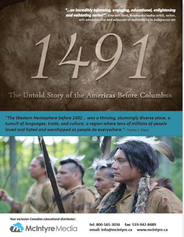 1491 - The Untold Story of the Americas Before Columbus