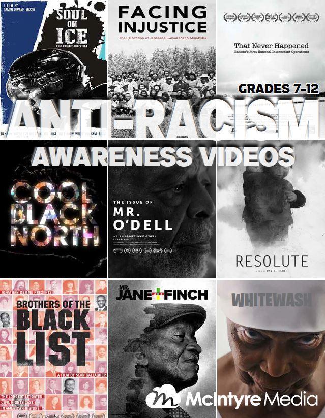Anti-Racism Brochure (Grades 7-12)