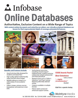 Infobase Online Databases and eBooks