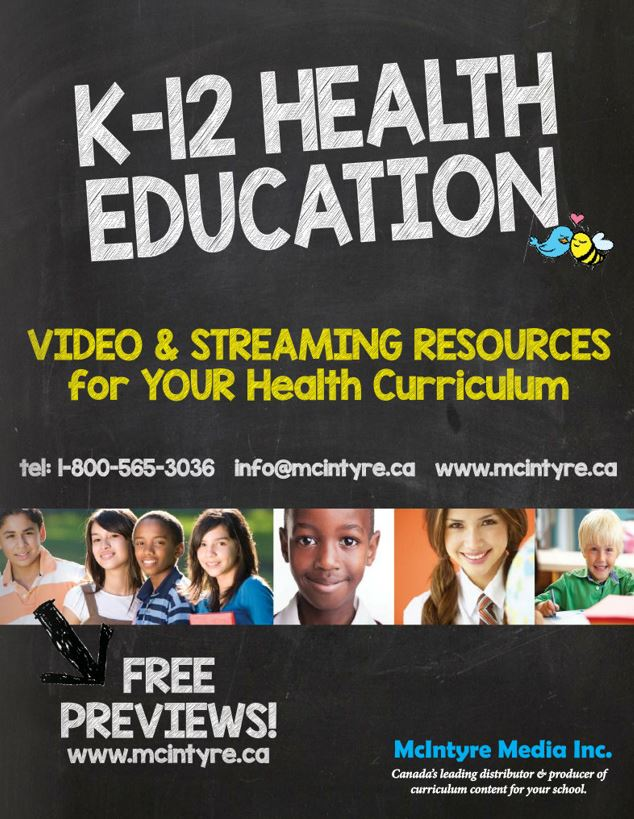 Health Education K - 12 Catalogue
