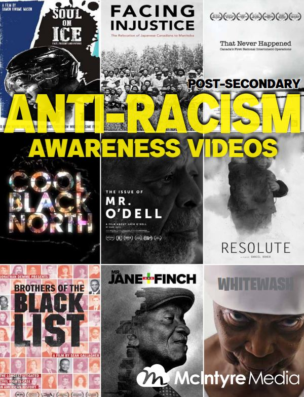 Anti-Racism Brochure (Post Secondary)