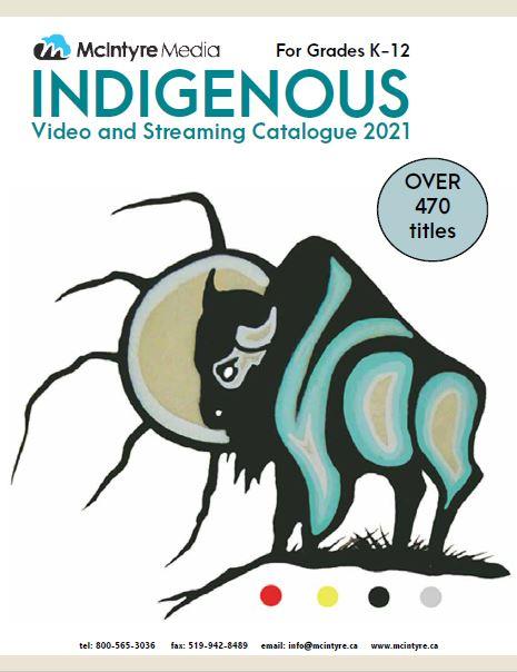 K-12 Indigenous Studies Catalogue 2021